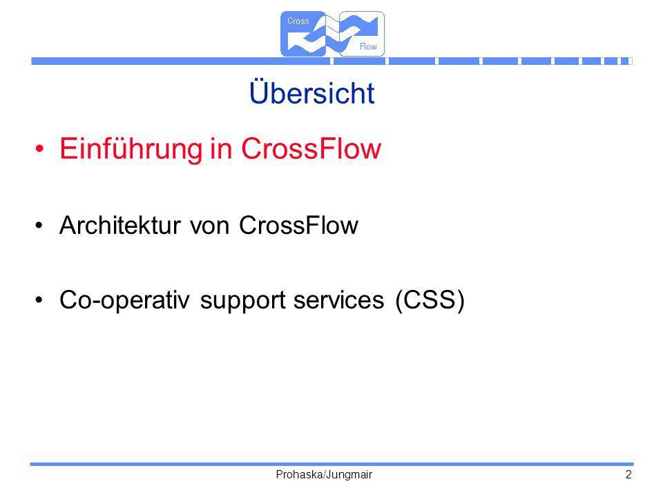 Einführung in CrossFlow