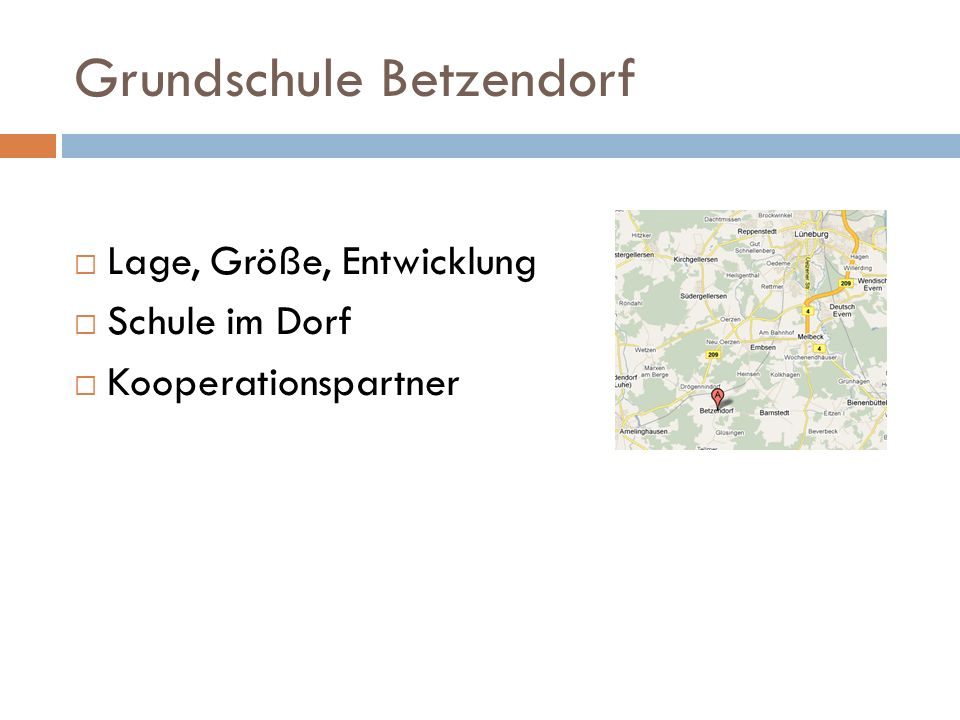 Grundschule Betzendorf