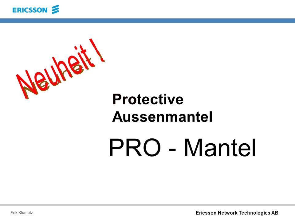 Neuheit ! Pro Protective Aussenmantel PRO - Mantel