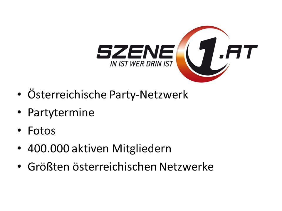 Österreichische Party-Netzwerk