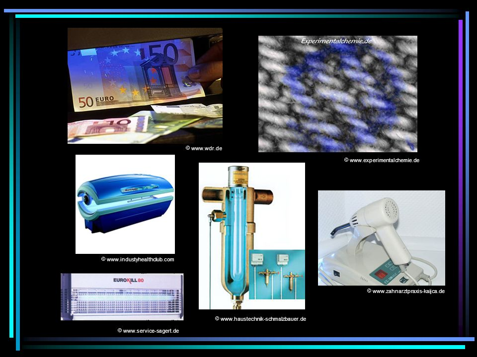  www.wdr.de  www.experimentalchemie.de.  www.industyhealthclub.com.  www.zahnarztpraxis-kaijca.de.