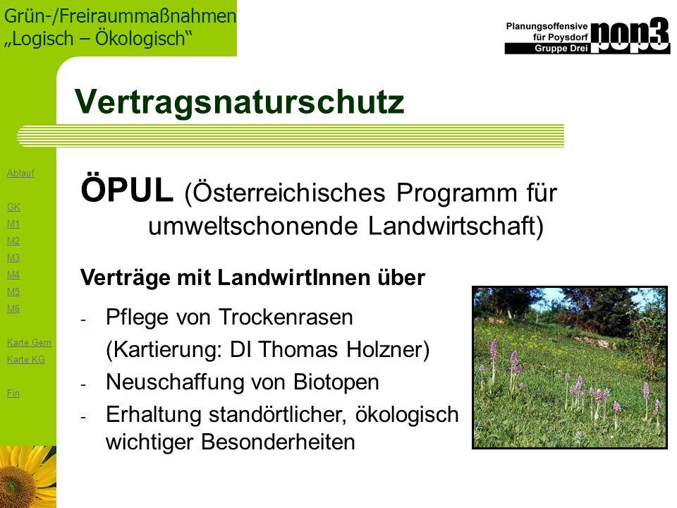ÖPUL (Österreichisches Programm für umweltschonende Landwirtschaft)