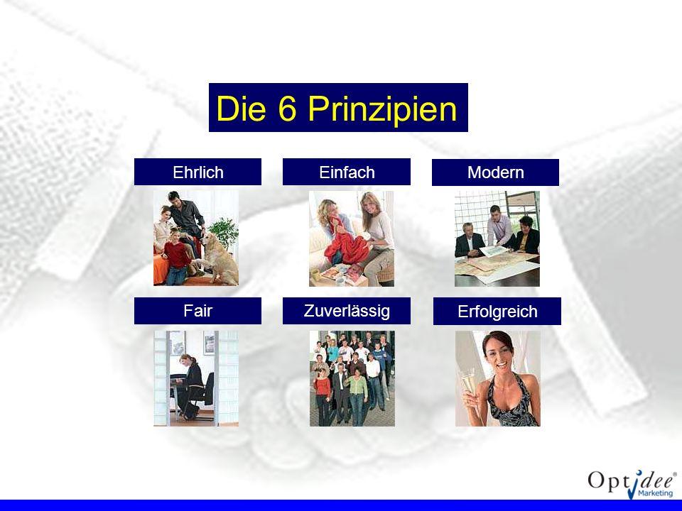 Die 6 Prinzipien Ehrlich Einfach Modern Fair Zuverlässig Erfolgreich