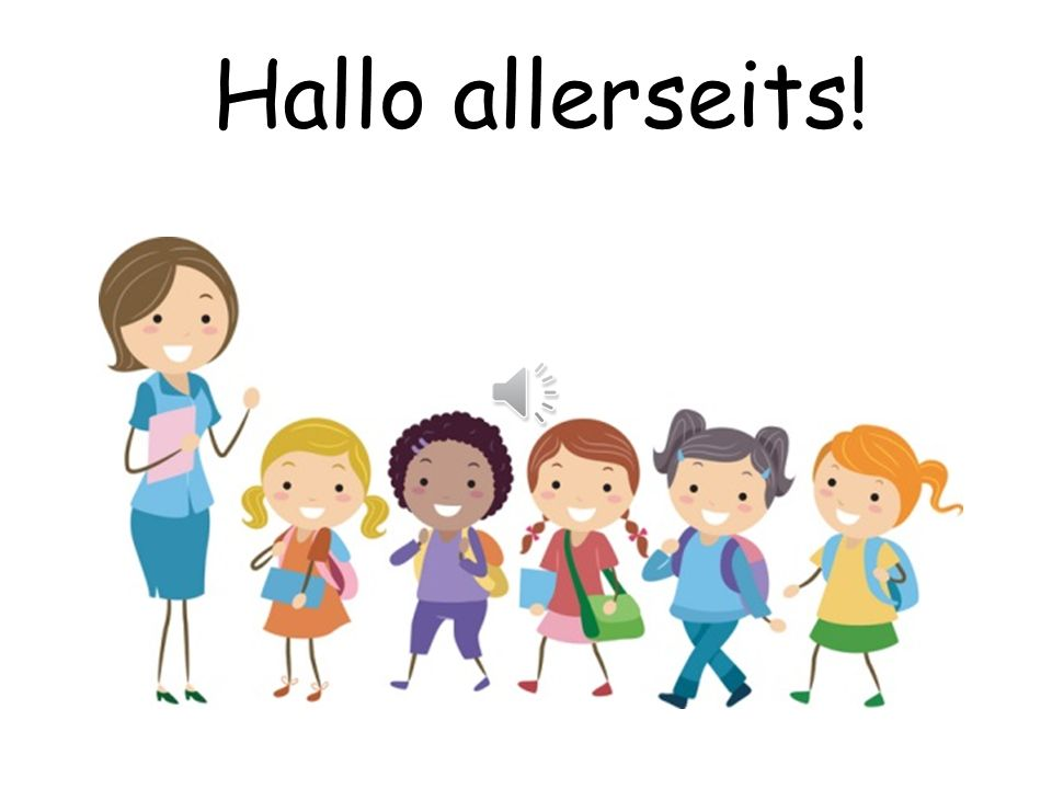 Hallo allerseits!