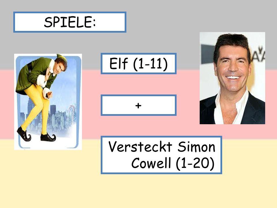 Versteckt Simon Cowell (1-20)