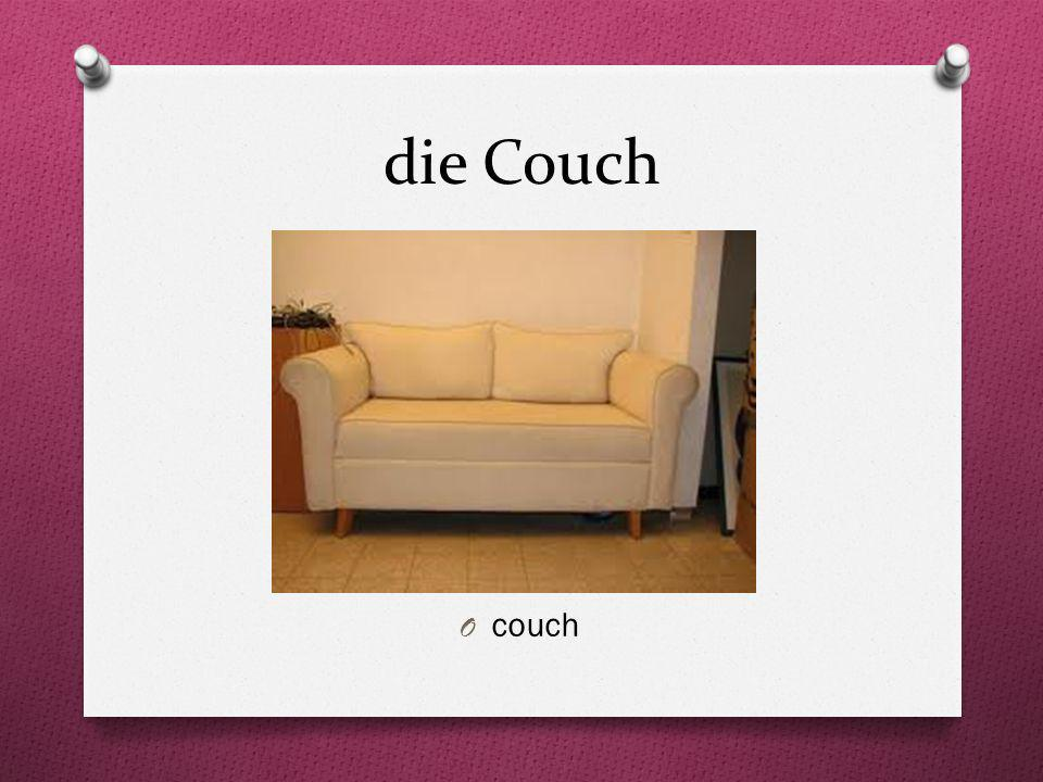 die Couch couch
