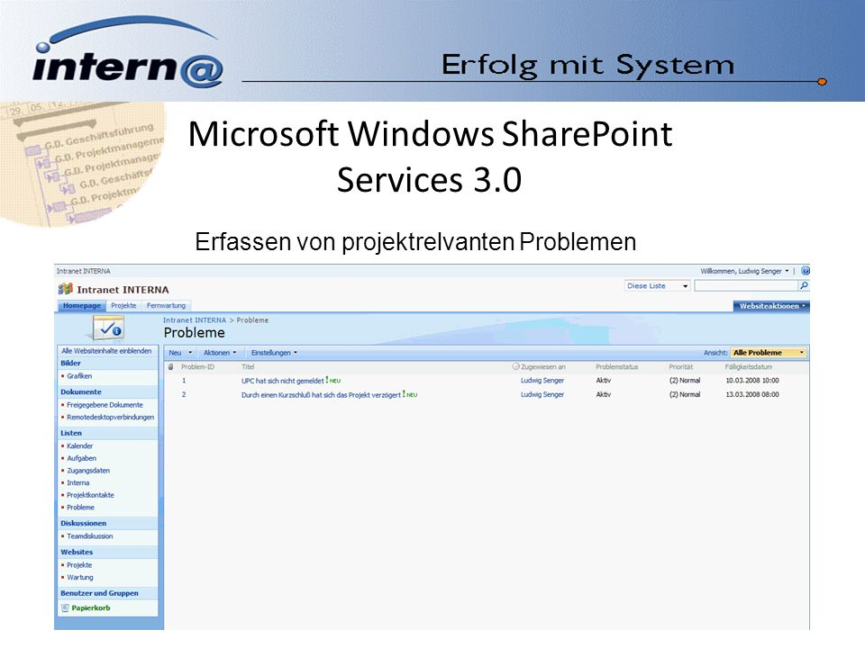 Microsoft Windows SharePoint Services 3.0