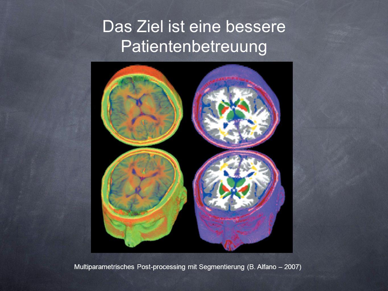 Das Ziel ist eine bessere Patientenbetreuung