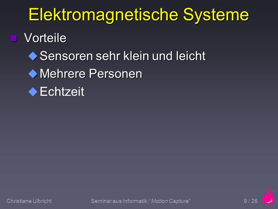 Elektromagnetische Systeme