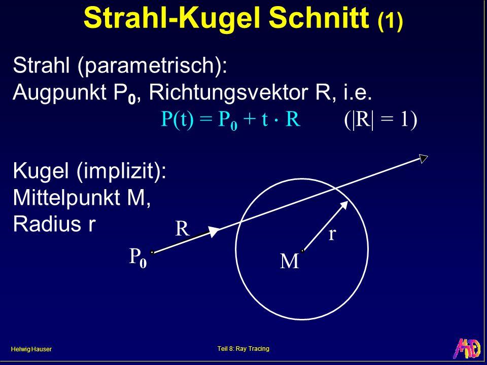 Strahl-Kugel Schnitt (1)