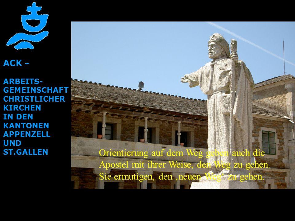 ACK – ARBEITS-GEMEINSCHAFT CHRISTLICHER KIRCHEN IN DEN KANTONEN APPENZELL. UND. ST.GALLEN.