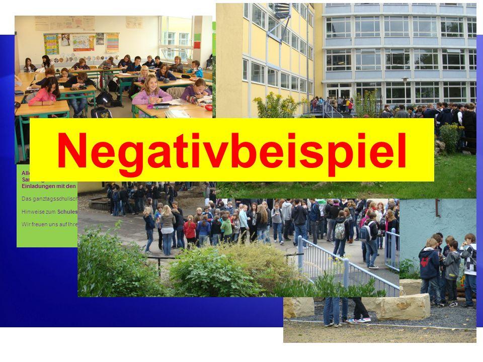 Hinweise und Informationen für neue Fünftklässler am Humboldt-Gymnasium Trier