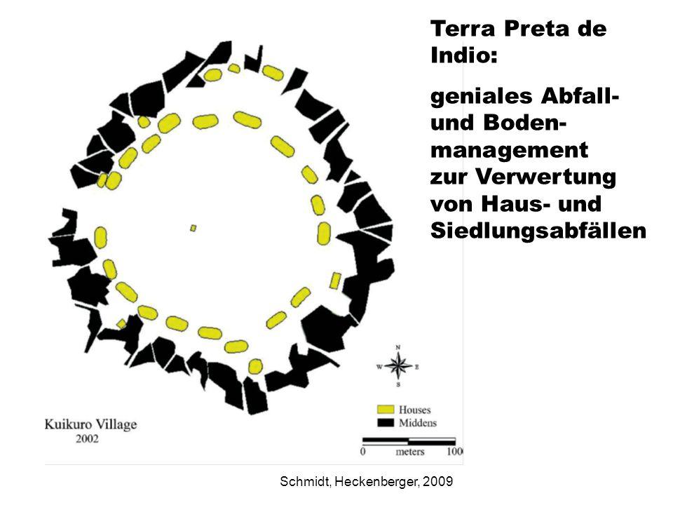 Terra Preta de Indio: geniales Abfall- und Boden- management zur Verwertung von Haus- und Siedlungsabfällen.