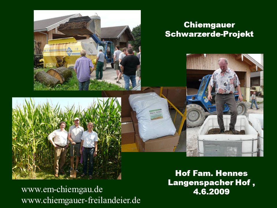 www.em-chiemgau.de www.chiemgauer-freilandeier.de