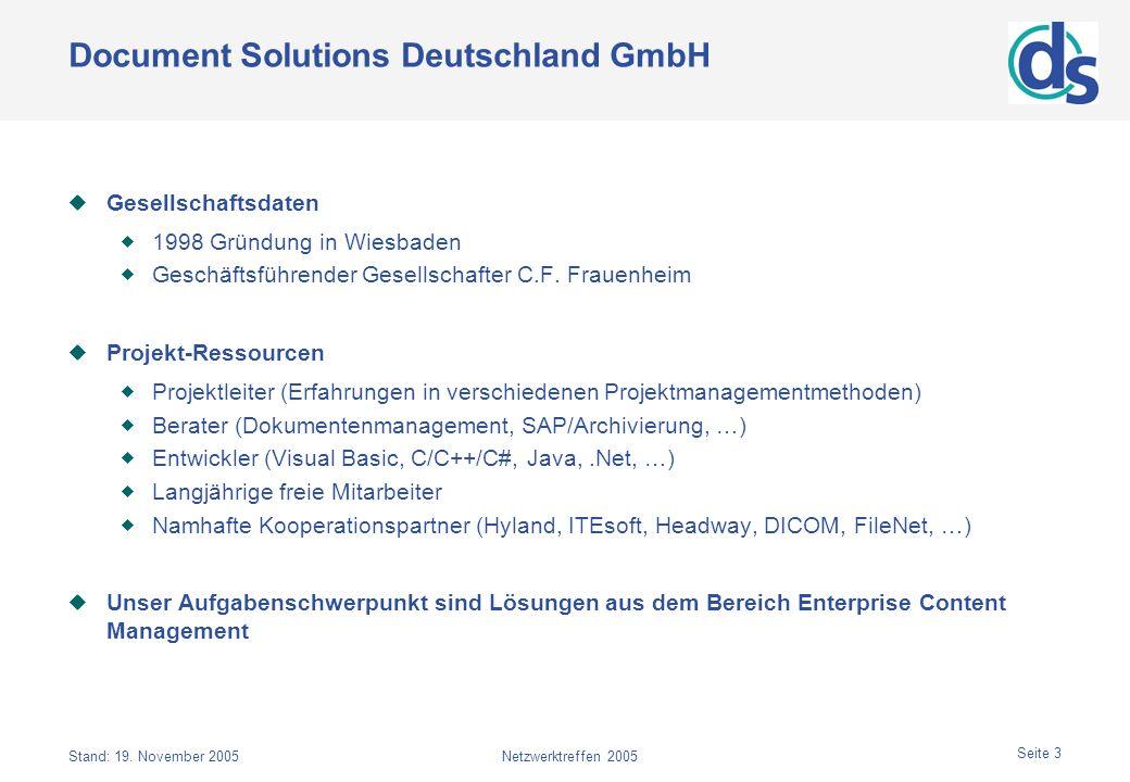 Document Solutions Deutschland GmbH