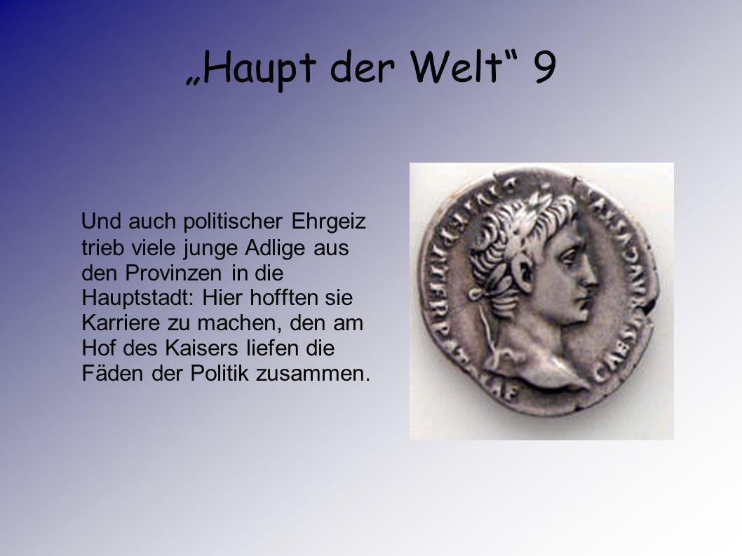 """""""Haupt der Welt 9"""