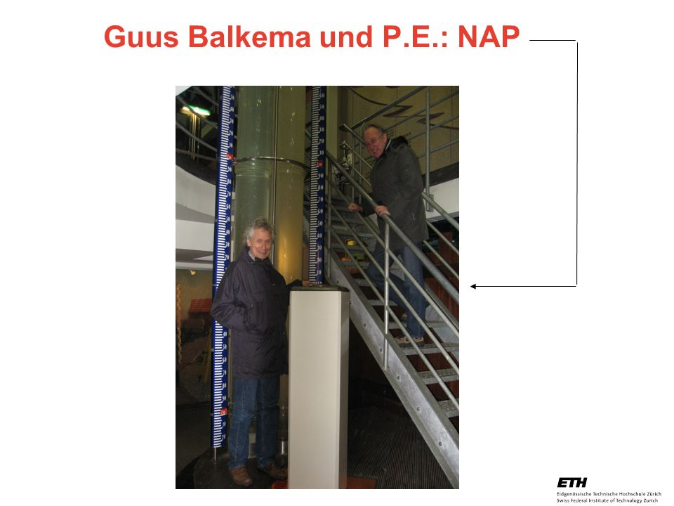 Guus Balkema und P.E.: NAP