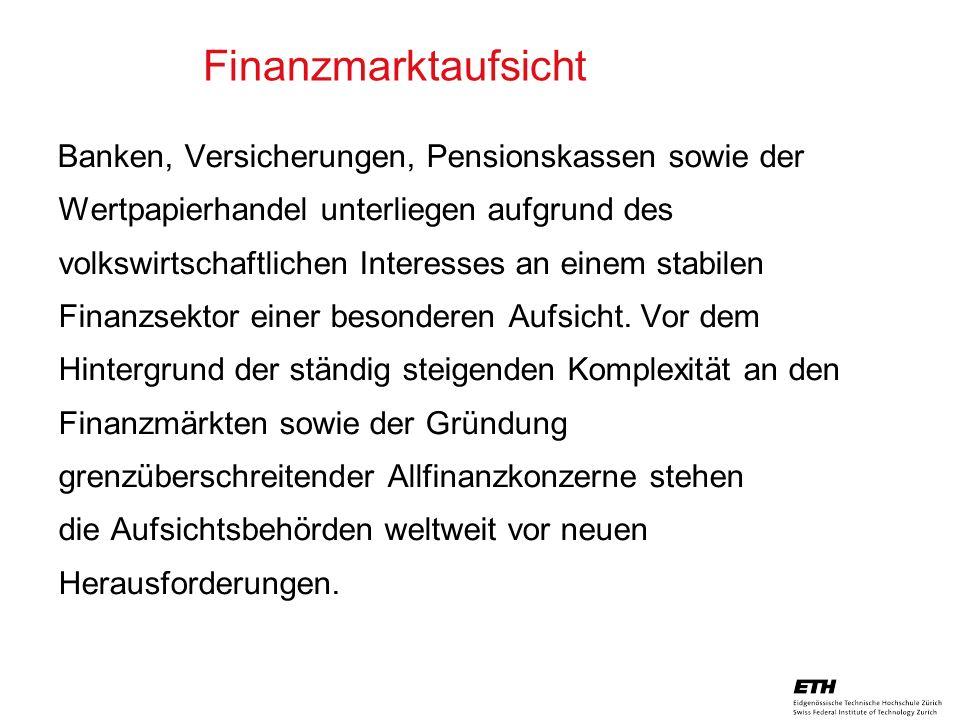 Finanzmarktaufsicht