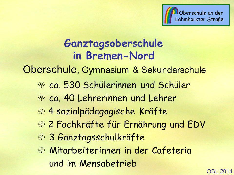 Ganztagsoberschule in Bremen-Nord