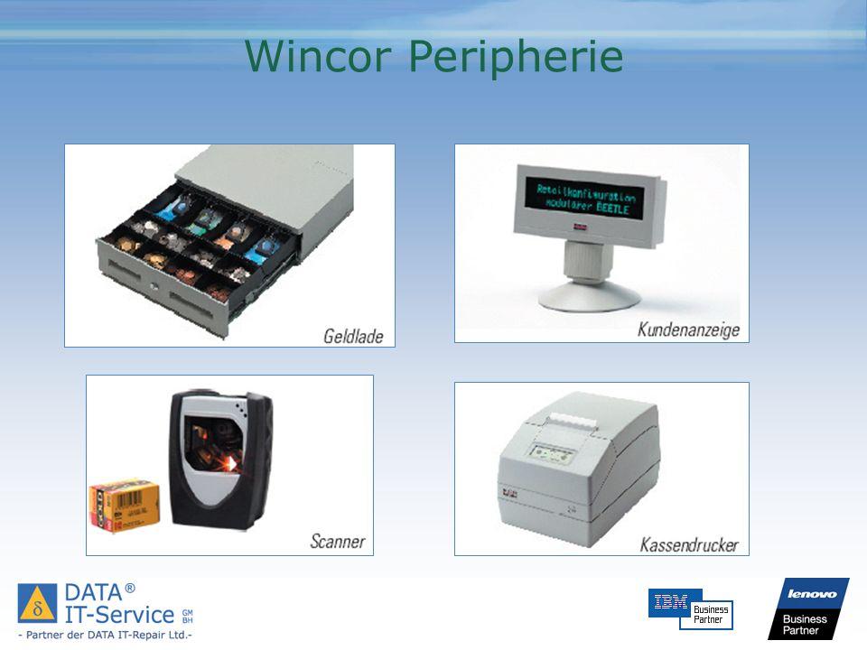 Wincor Peripherie