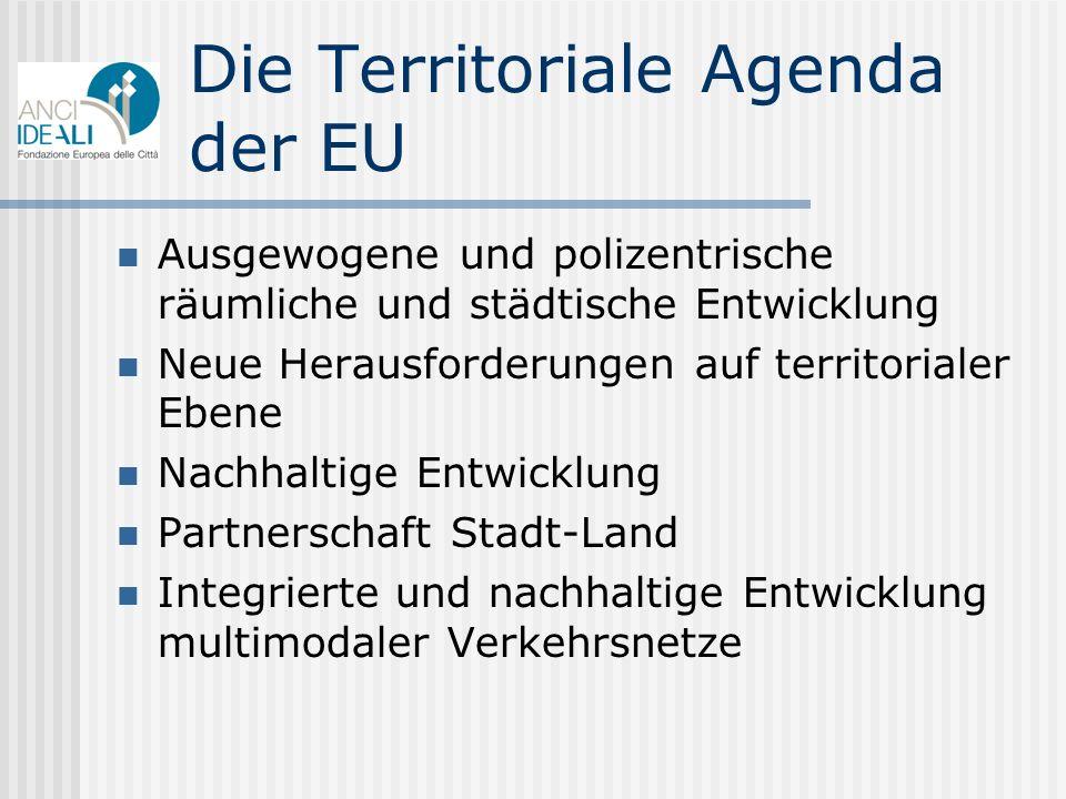 Die Territoriale Agenda der EU