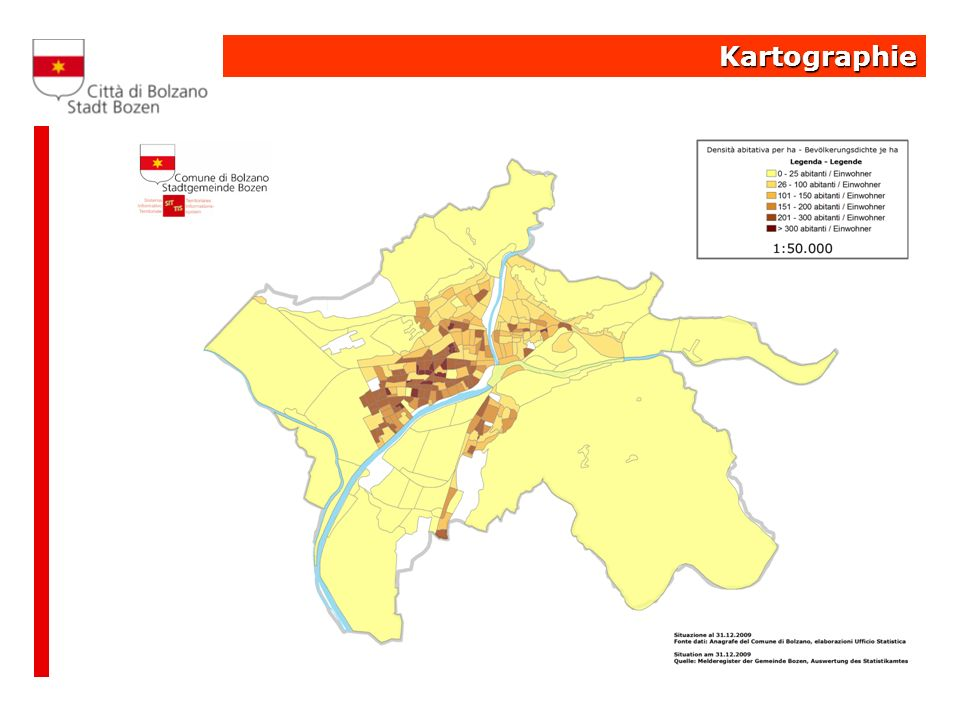 Kartographie