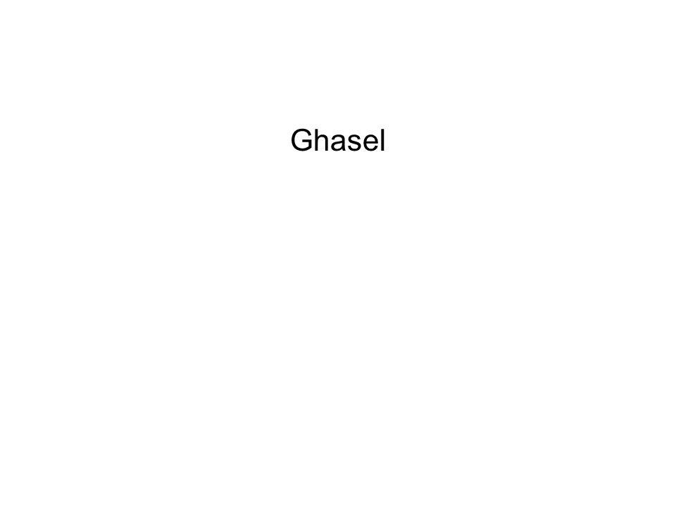 Ghasel