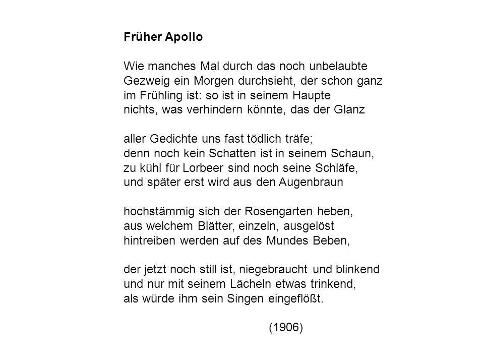Früher Apollo