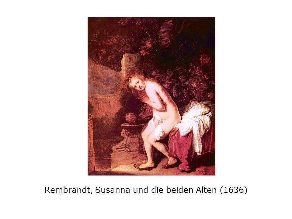 Rembrandt, Susanna und die beiden Alten (1636)