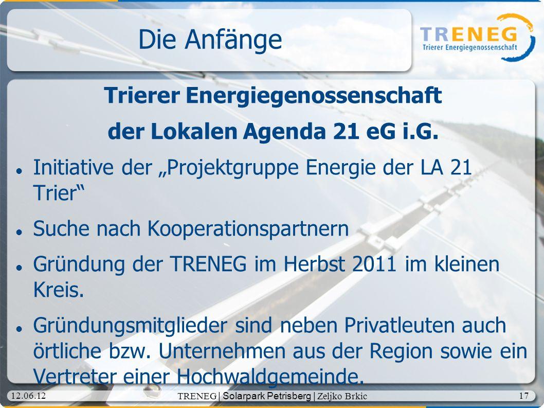 Trierer Energiegenossenschaft