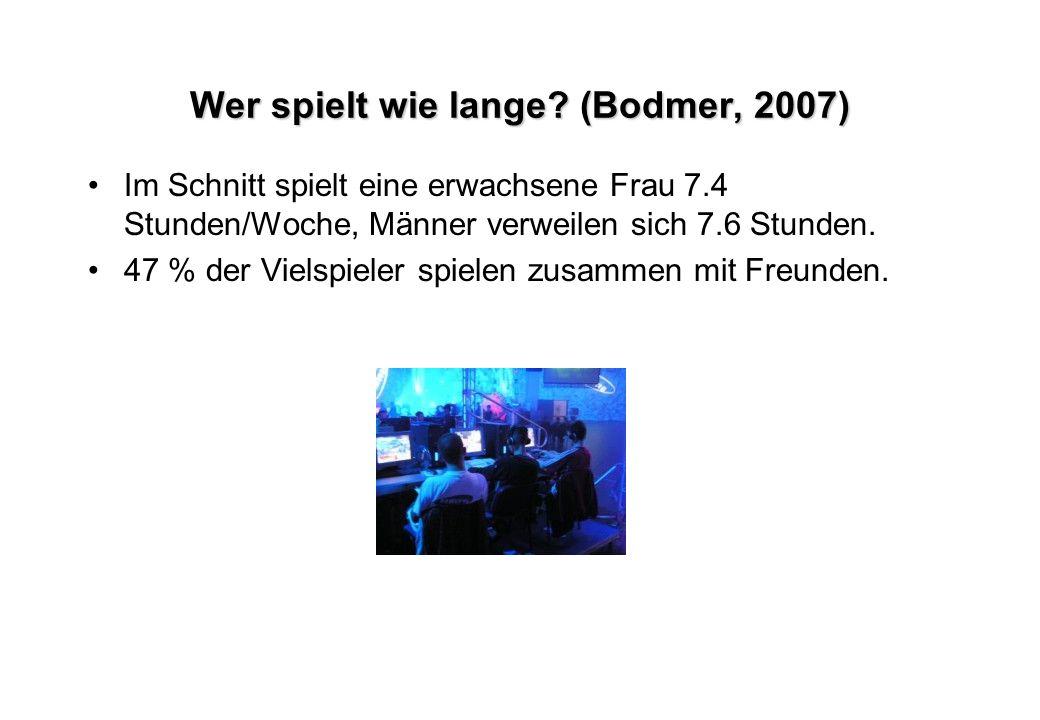 Wer spielt wie lange (Bodmer, 2007)
