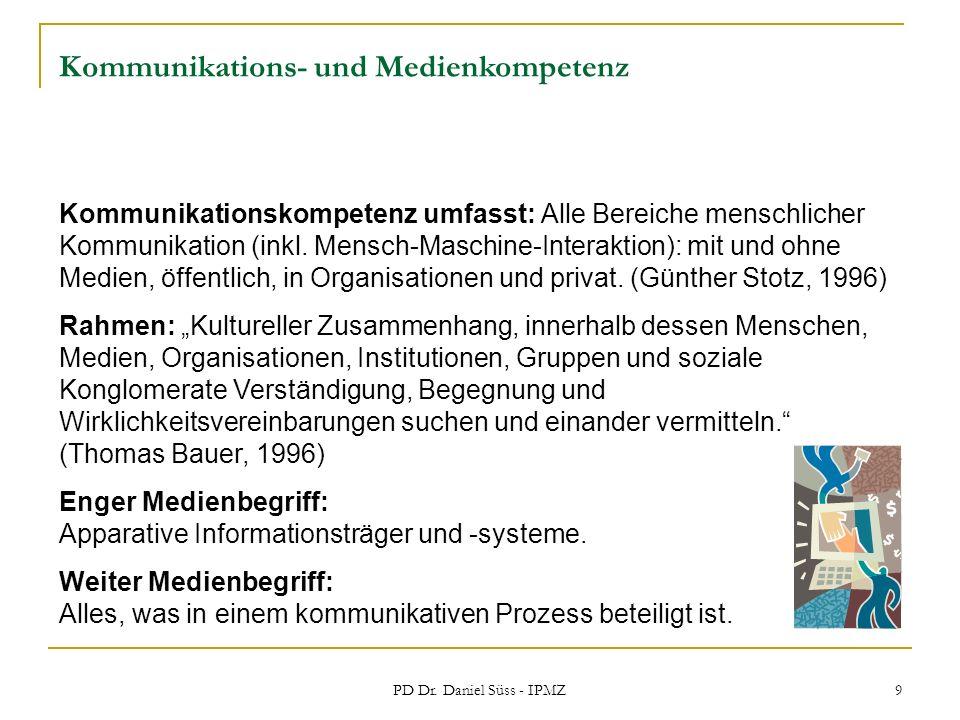 Kommunikations- und Medienkompetenz