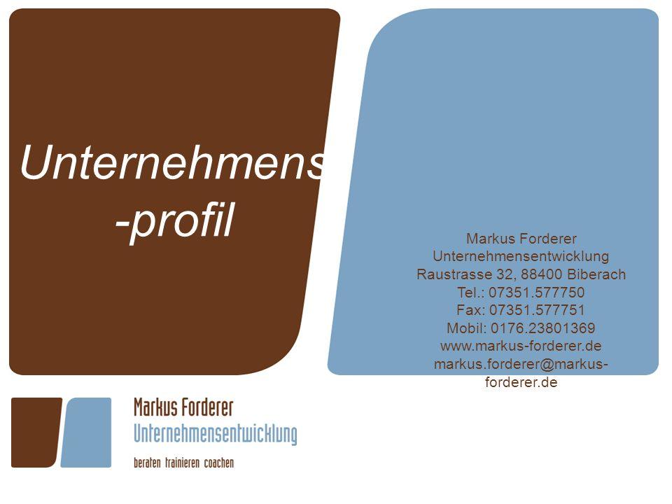Unternehmens-profil