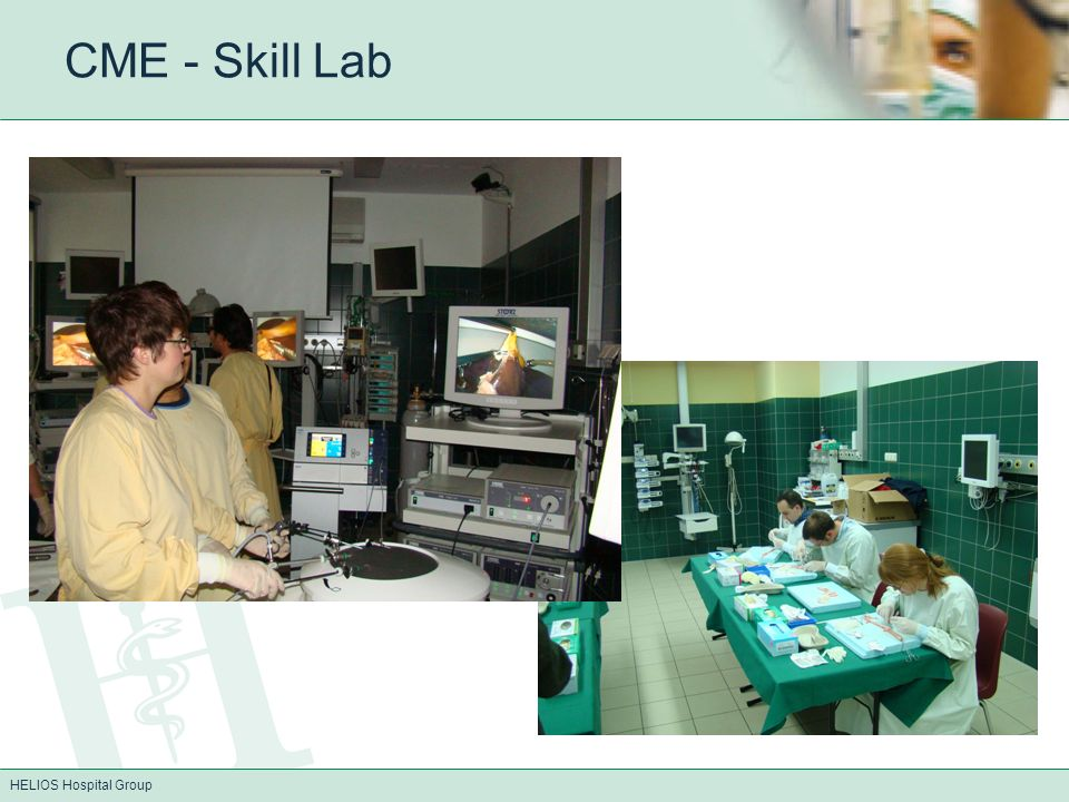 CME - Skill Lab