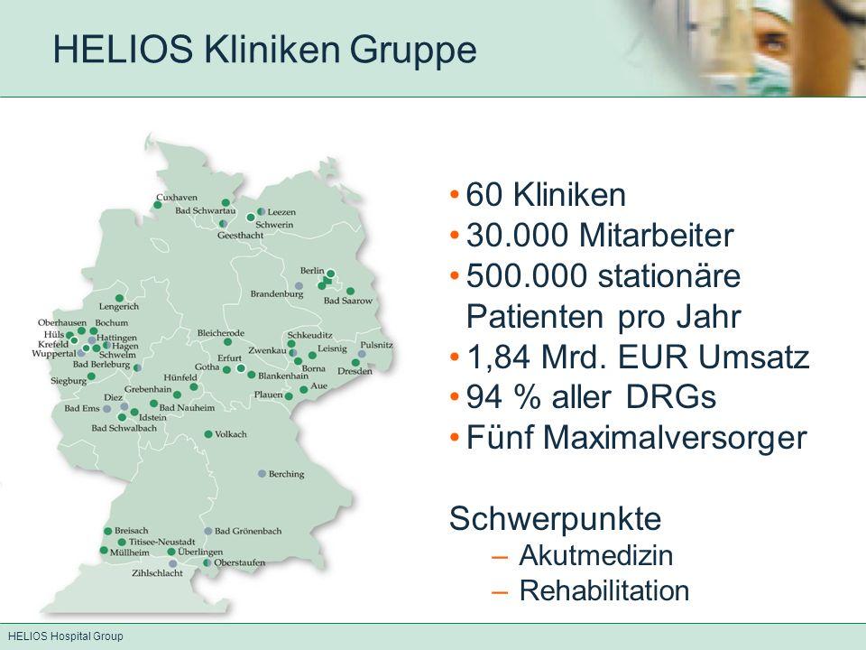 HELIOS Kliniken Gruppe