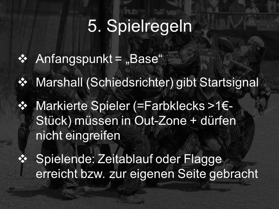 "5. Spielregeln Anfangspunkt = ""Base"
