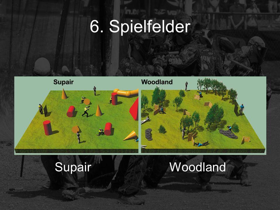 6. Spielfelder Supair Woodland