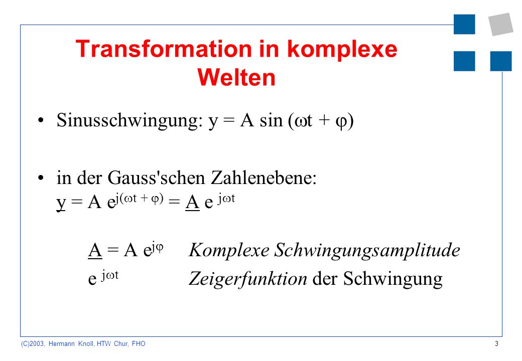Transformation in komplexe Welten