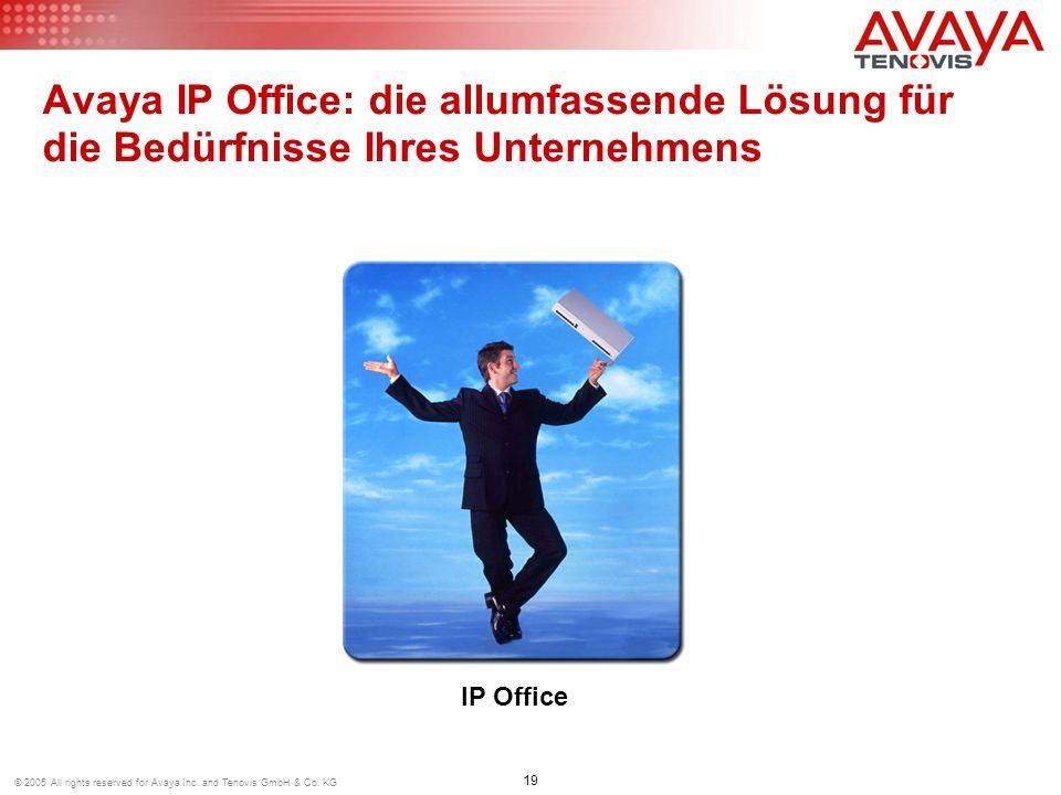 Avaya IP Office: die allumfassende Lösung für die Bedürfnisse Ihres Unternehmens