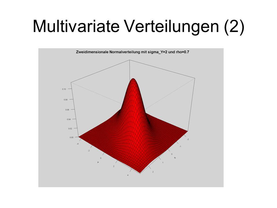 Multivariate Verteilungen (2)