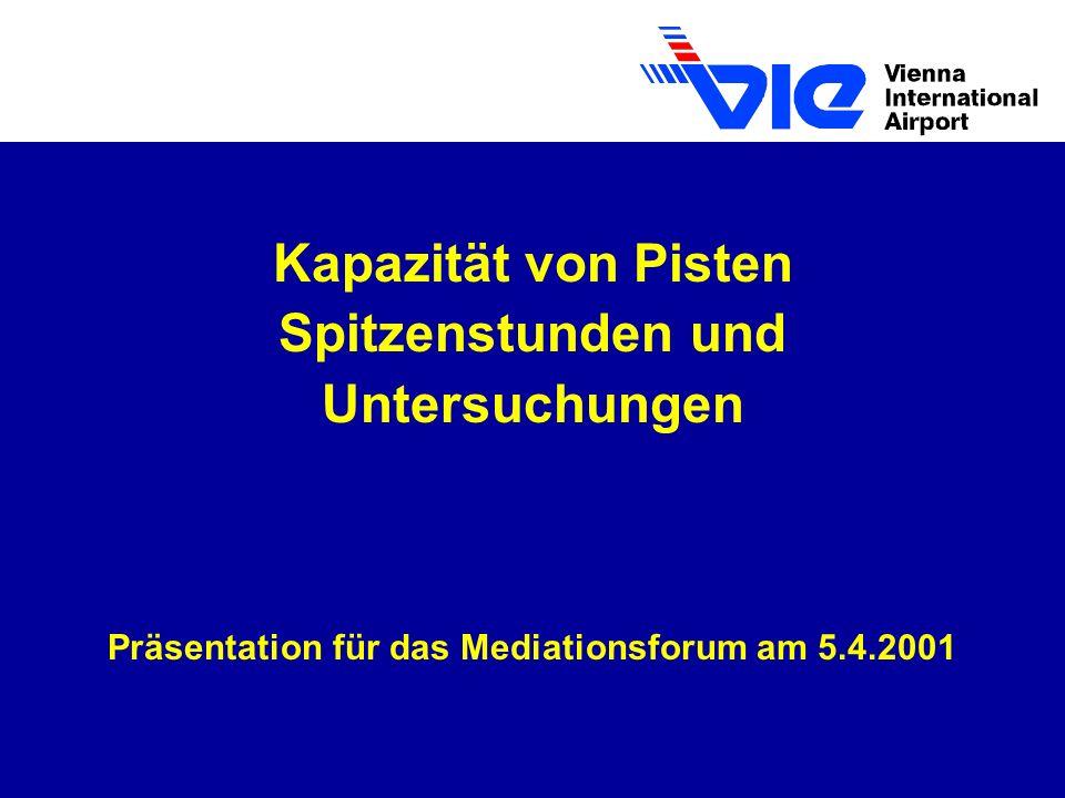 Präsentation für das Mediationsforum am 5.4.2001