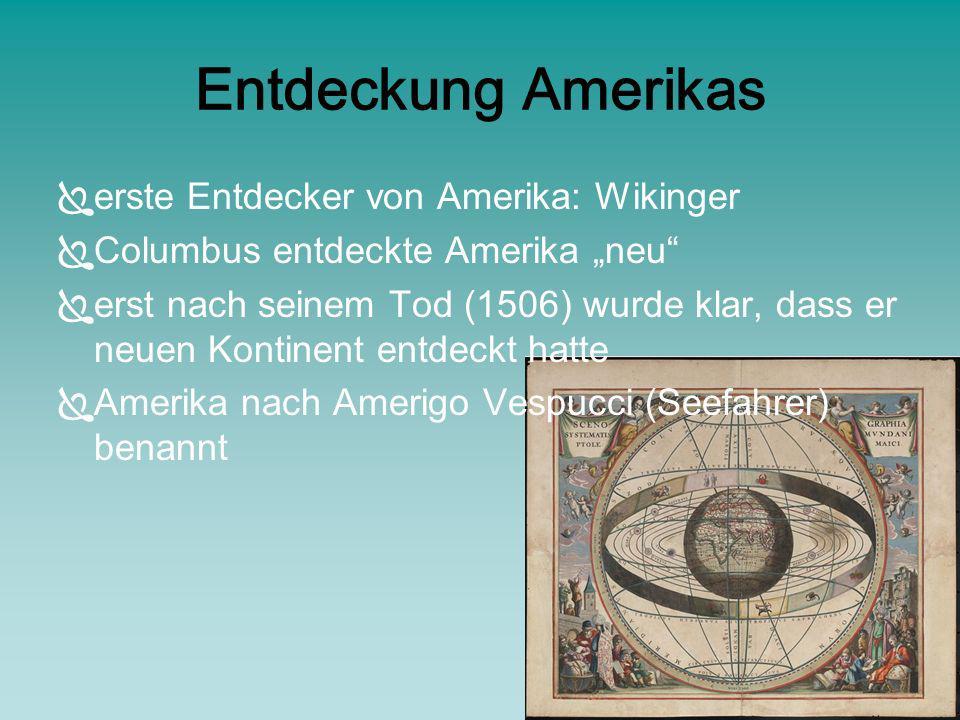 Entdeckung Amerikas erste Entdecker von Amerika: Wikinger