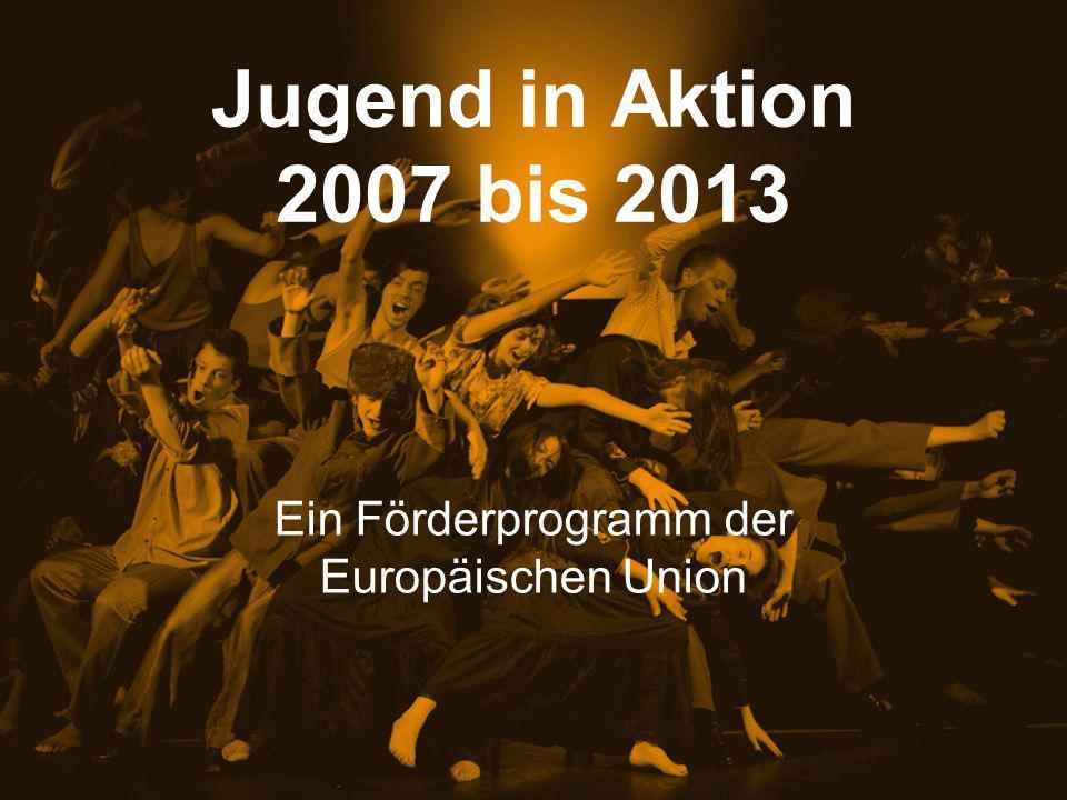 Ein Förderprogramm der Europäischen Union