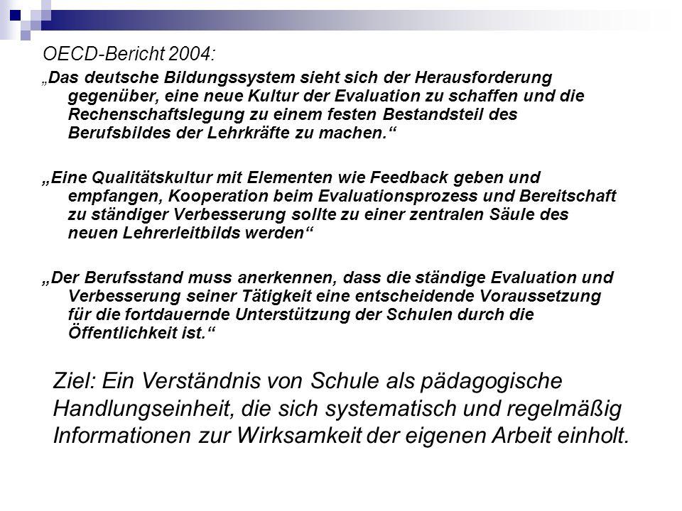 OECD-Bericht 2004: