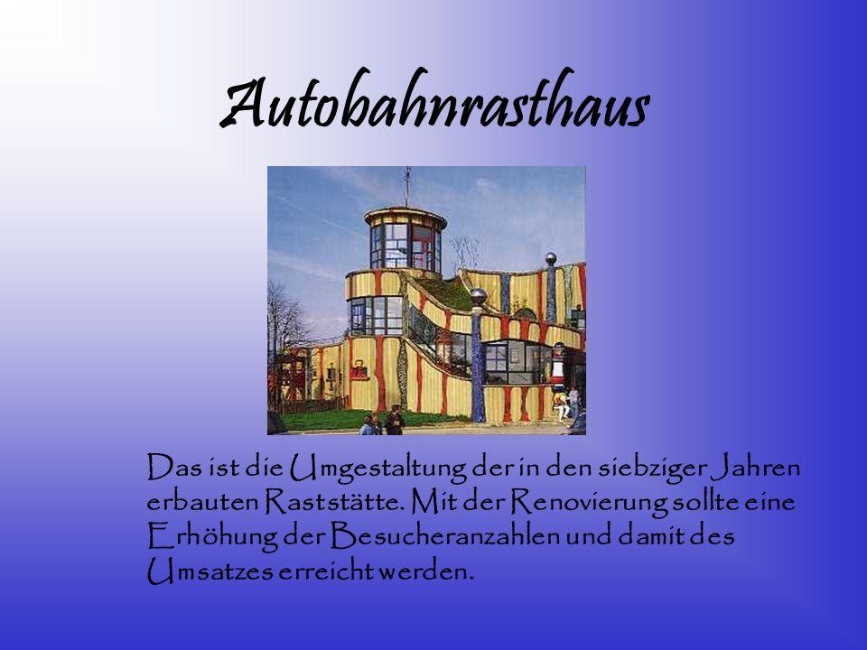 Autobahnrasthaus