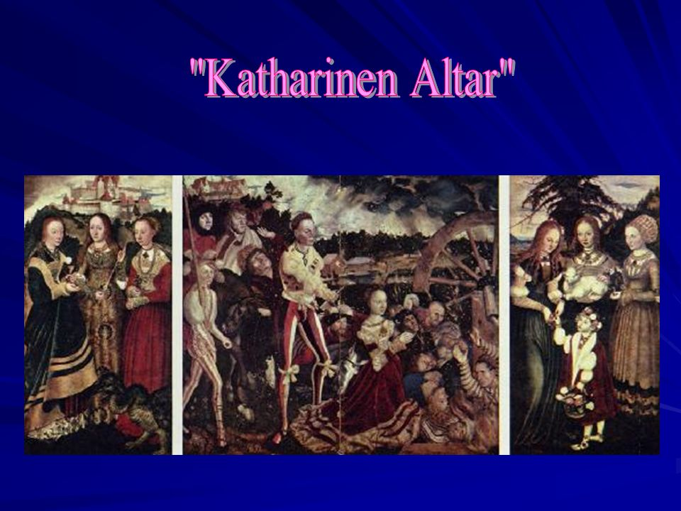 Katharinen Altar