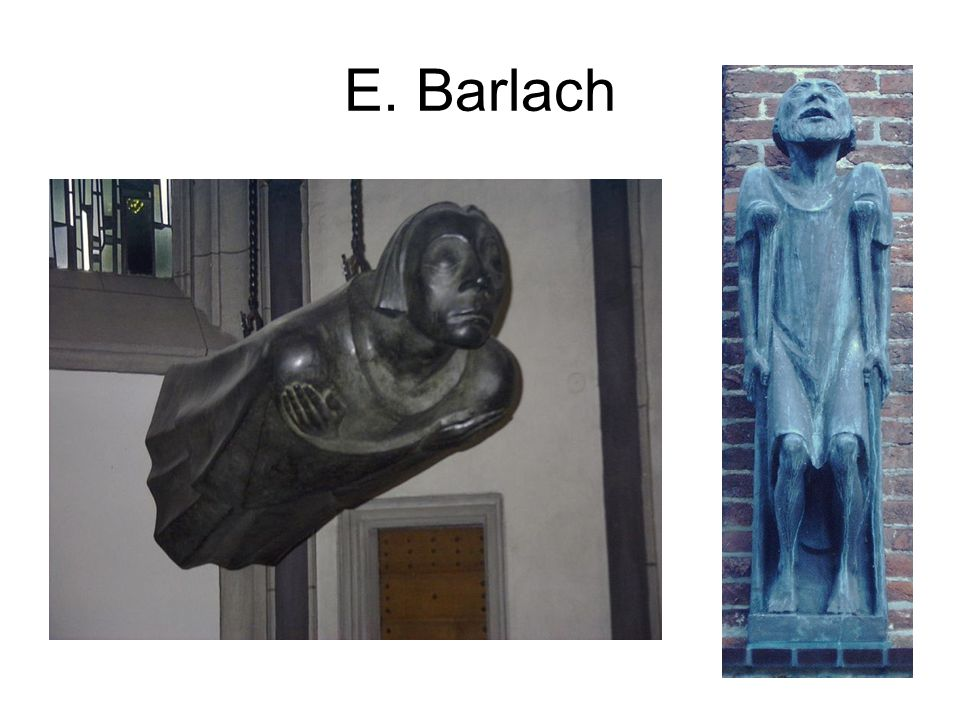 E. Barlach