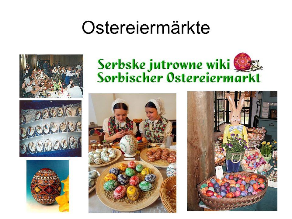 Ostereiermärkte