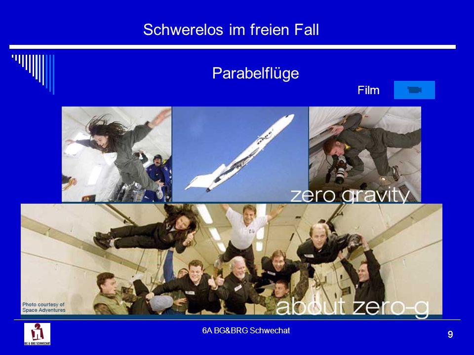 Parabelflüge Film 6A BG&BRG Schwechat