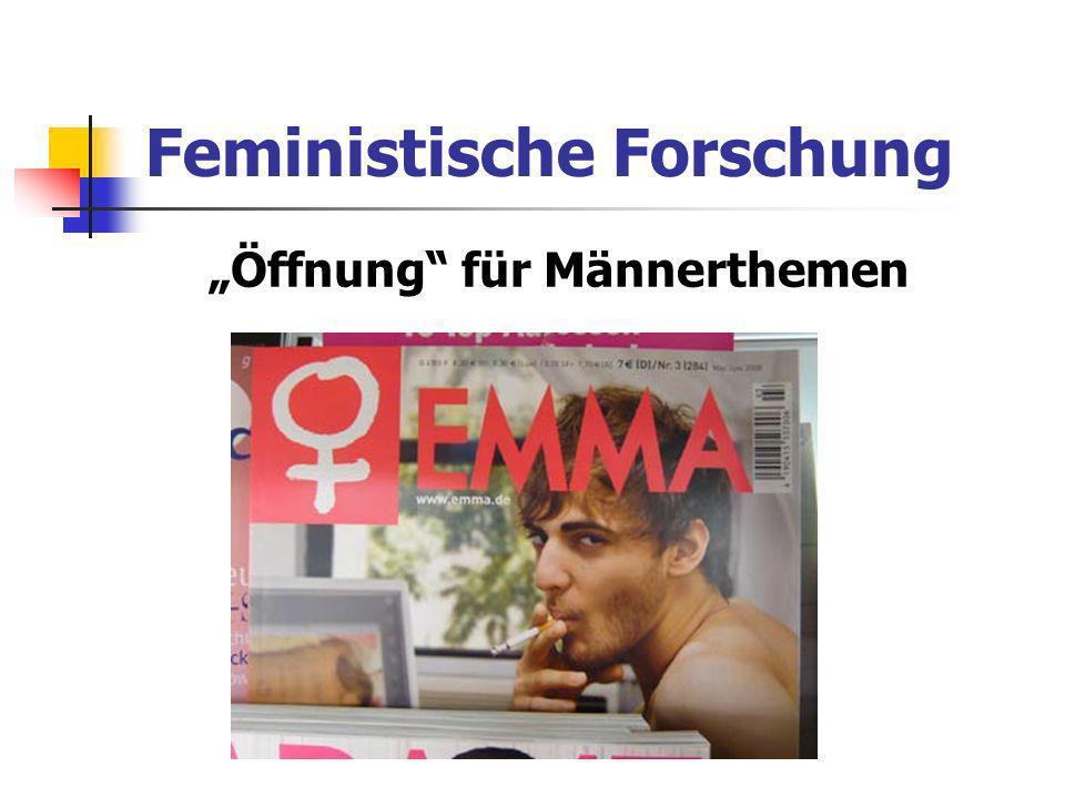 Feministische Forschung